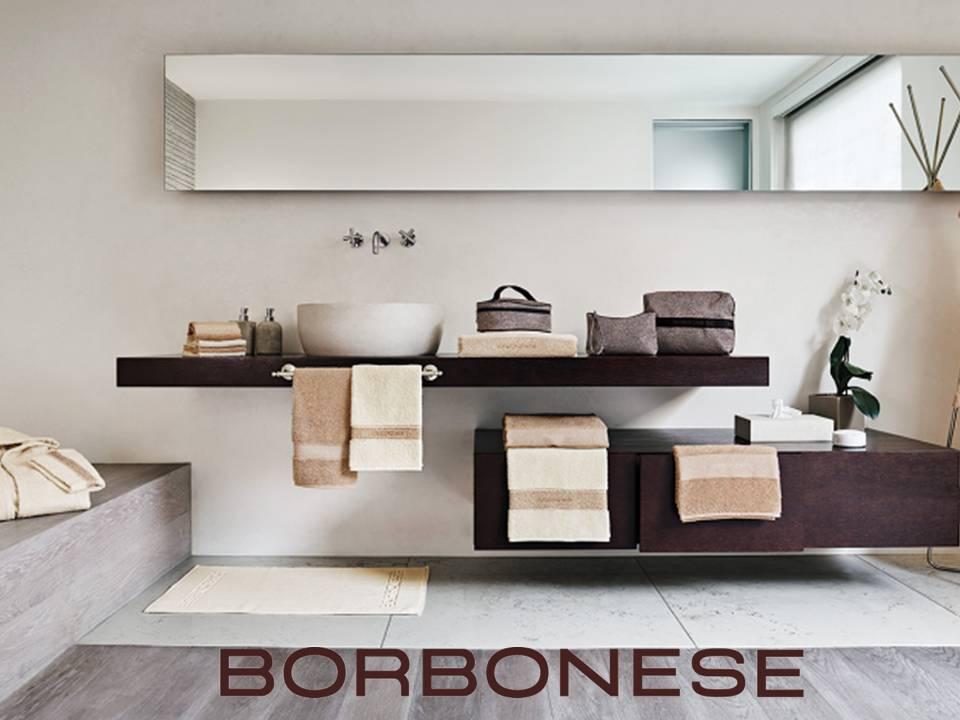 Borbonese Casa Collection.Brand Ti Lab Sa